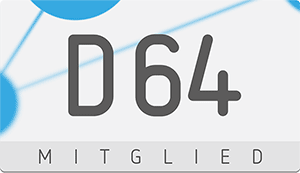 d-64 Logo