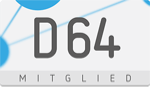 d64 logo